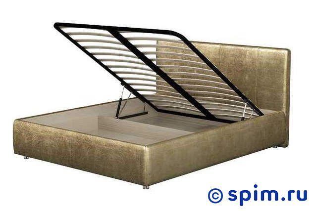 Кровать Como 3 Люкс Орматек 90х200 смКровати Орматек<br>С подъемным механизмом! Изголовье и царги изготовлены из Дсп и обиты фактурной экокожей. Встроенное подъемное основание из березовых ламелей входит в стоимость кровати.  Размер Комо 3 Lux Ormatek односпальный: 90 x 200 см<br><br>Ширина см: 90<br>Длина см: 200