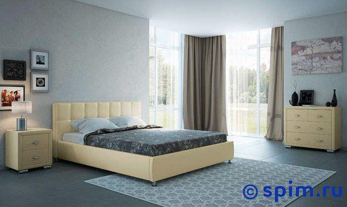 Кровать Corso-4 Орматек 160х200 смКровати Орматек<br>Материал: рама - Мдф, обивка – экокожа класса Люкс. Размер Корсо-4 Ormatek двуспальный: 160 x 200 см<br><br>Ширина см: 160<br>Длина см: 200