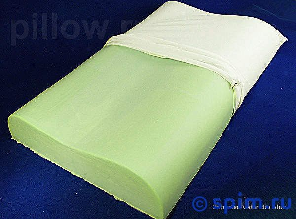 Анатомическая подушка Vefer Bio Aloe GU 19