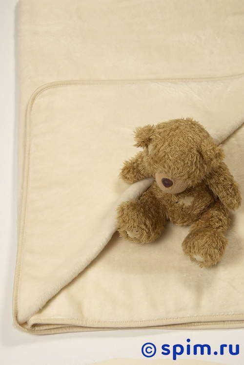 Детский плед Luxberry 269-01, экрюДетские пледы Luxberry<br>Состав: Хлопок 80%, Кашемир 20%. Цвет: экрю. Размер, см: 100х140.<br>