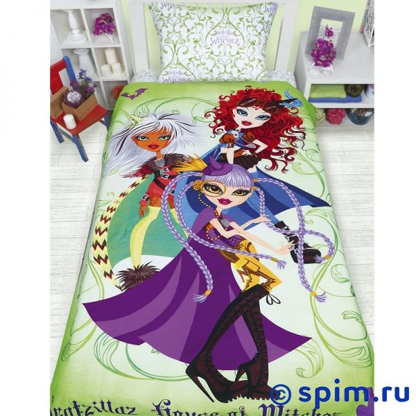 Комплект Disney Bratzillas Witches Green