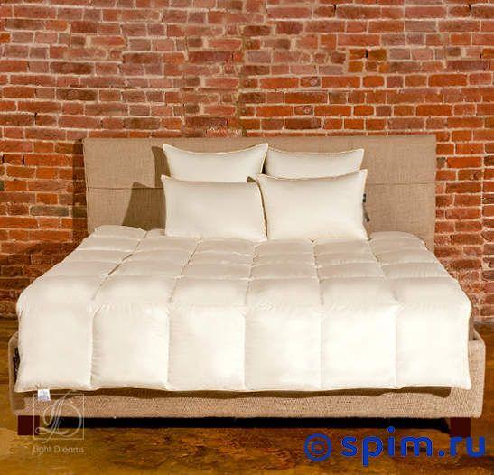Пуховое одеяло Light Dreams Sandman, легкое 140х205 см