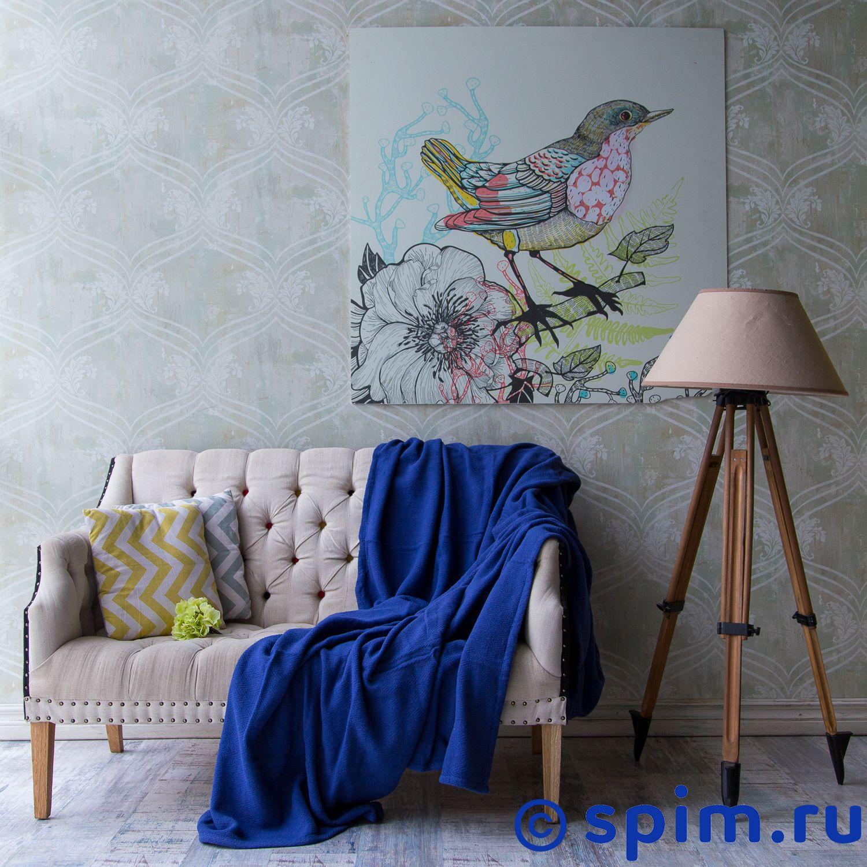 Покрывало Arloni Темно-синее 170х225 см