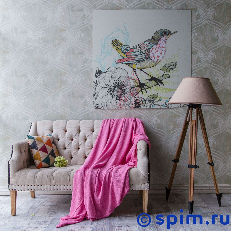 Покрывало Arloni Розовое 225х225 см