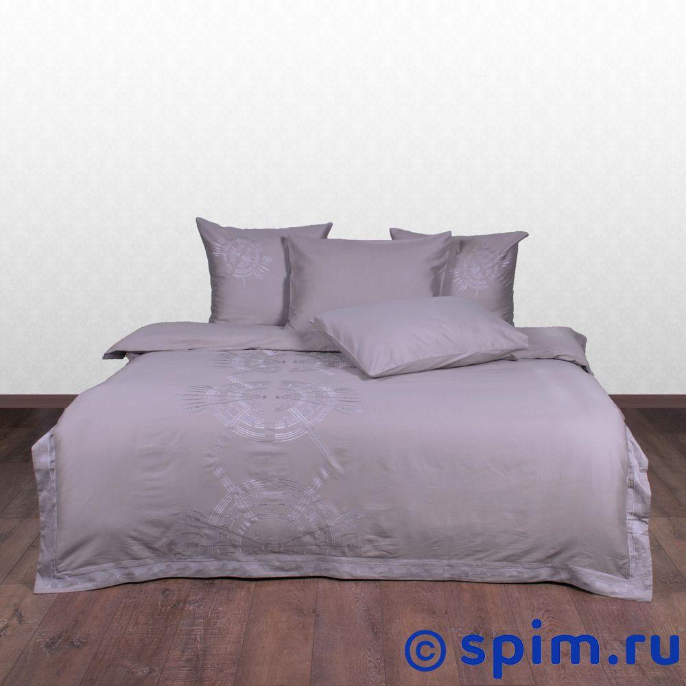 Комплект Helgi Home Роял Солтворкс, кремневый серый 2 спальное