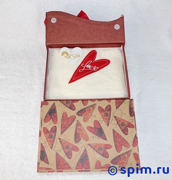 Полотенце Arya Bizerete, 50х90 см