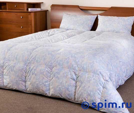 Одеяло пуховое Primavelle Penelope (гусиный пух 1 кат) 200x220Одеяла и подушки Primavelle<br>Материал: кассетное одеяло из сибирского гусиного пуха 1 (65% пух, 35% перо) категории в чехле из набивного импортного тика с кантом. Размер, см: 140х205, 172х205, 200х220. Дополнительно: подушка (размер 52х70, 70х70). Размер  2-спальный: 200 x 220 см<br><br>Ширина см: 200<br>Длина см: 220
