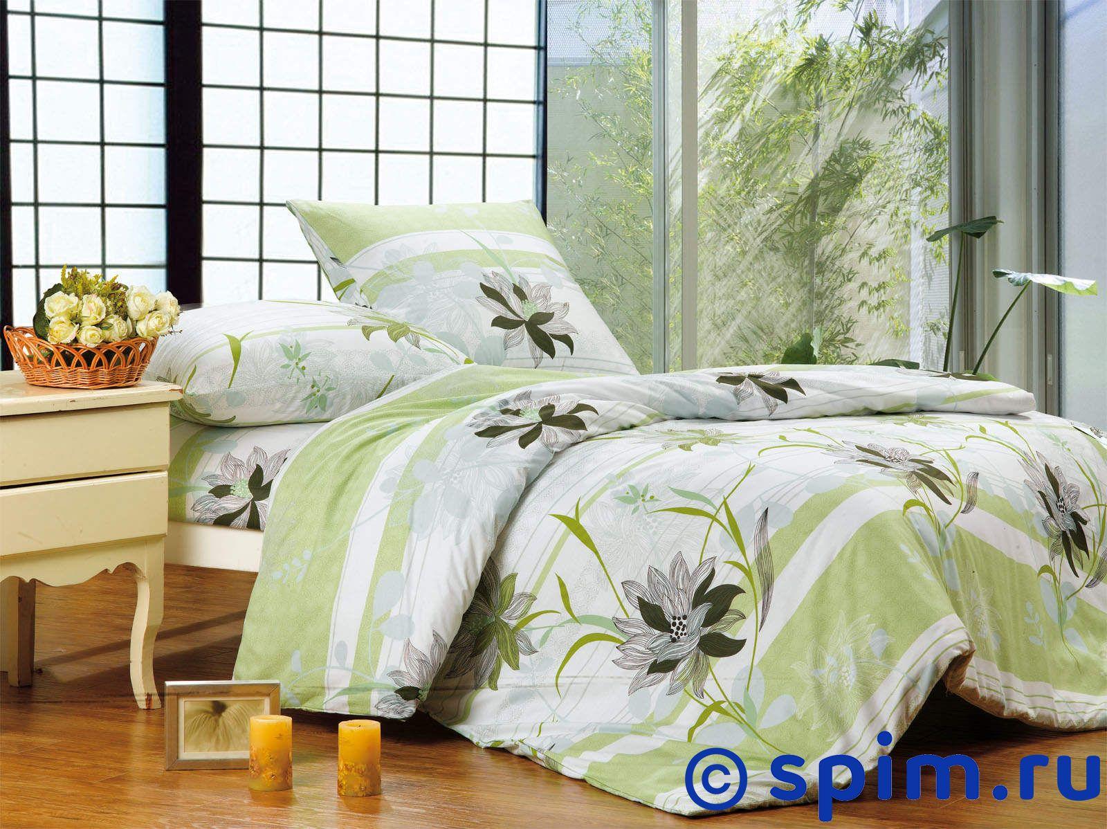 Комплект СайлиД А108/2 2 спальноеПостельное белье СайлиД<br>Материал: 100% хлопок (поплин). Плотность, г/м2: 125. Размер : 2 спальное<br><br>Размер: 2 спальное