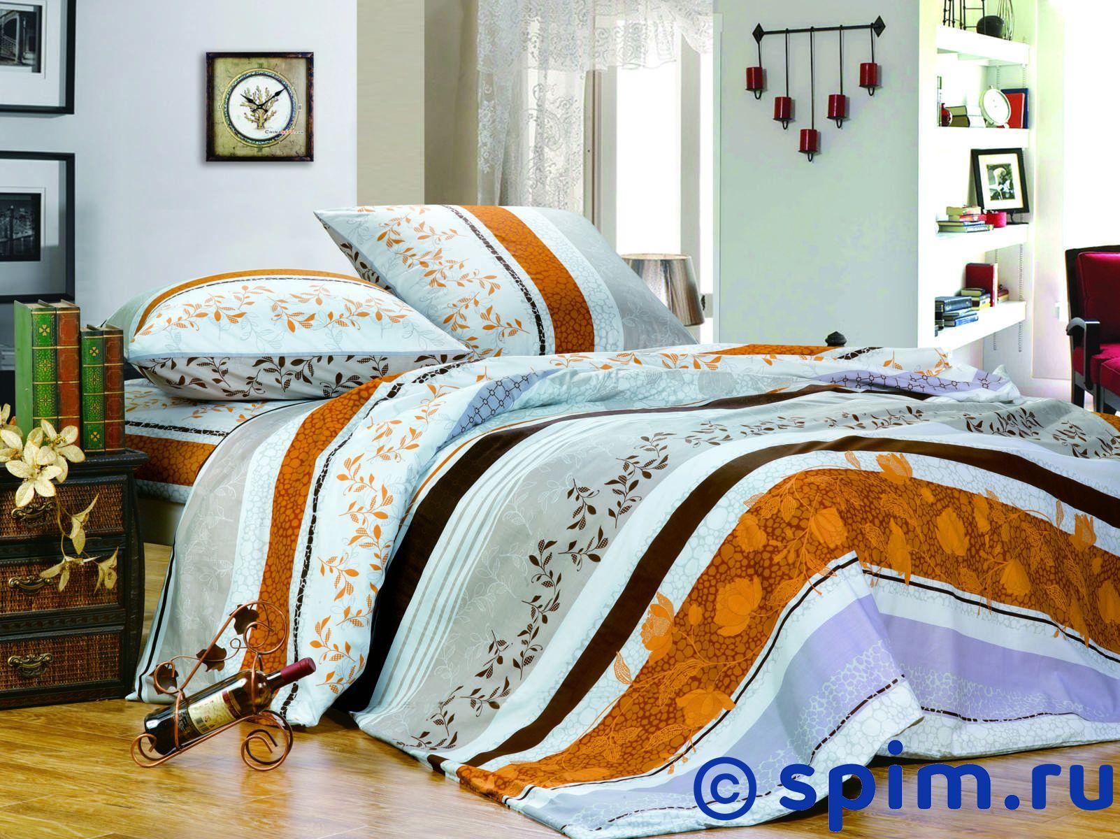 Комплект СайлиД А109 2 спальноеПостельное белье СайлиД<br>Материал: 100% хлопок (поплин). Плотность, г/м2: 125. Размер : 2 спальное<br><br>Размер: 2 спальное