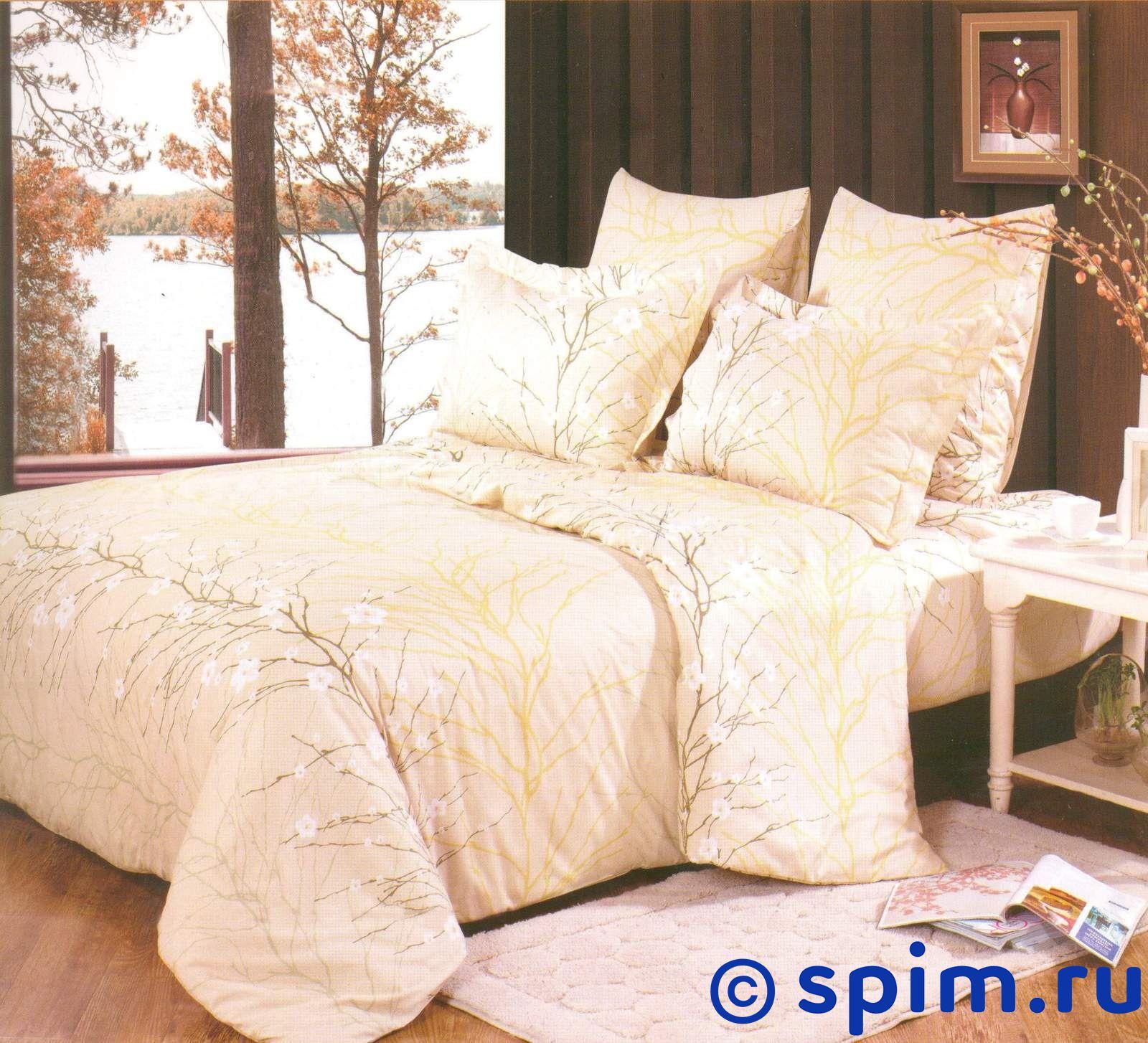Комплект СайлиД А127 1.5 спальноеПостельное белье СайлиД<br>Материал: 100% хлопок (поплин). Плотность, г/м2: 125. Размер : 1.5 спальное<br><br>Размер: 1.5 спальное