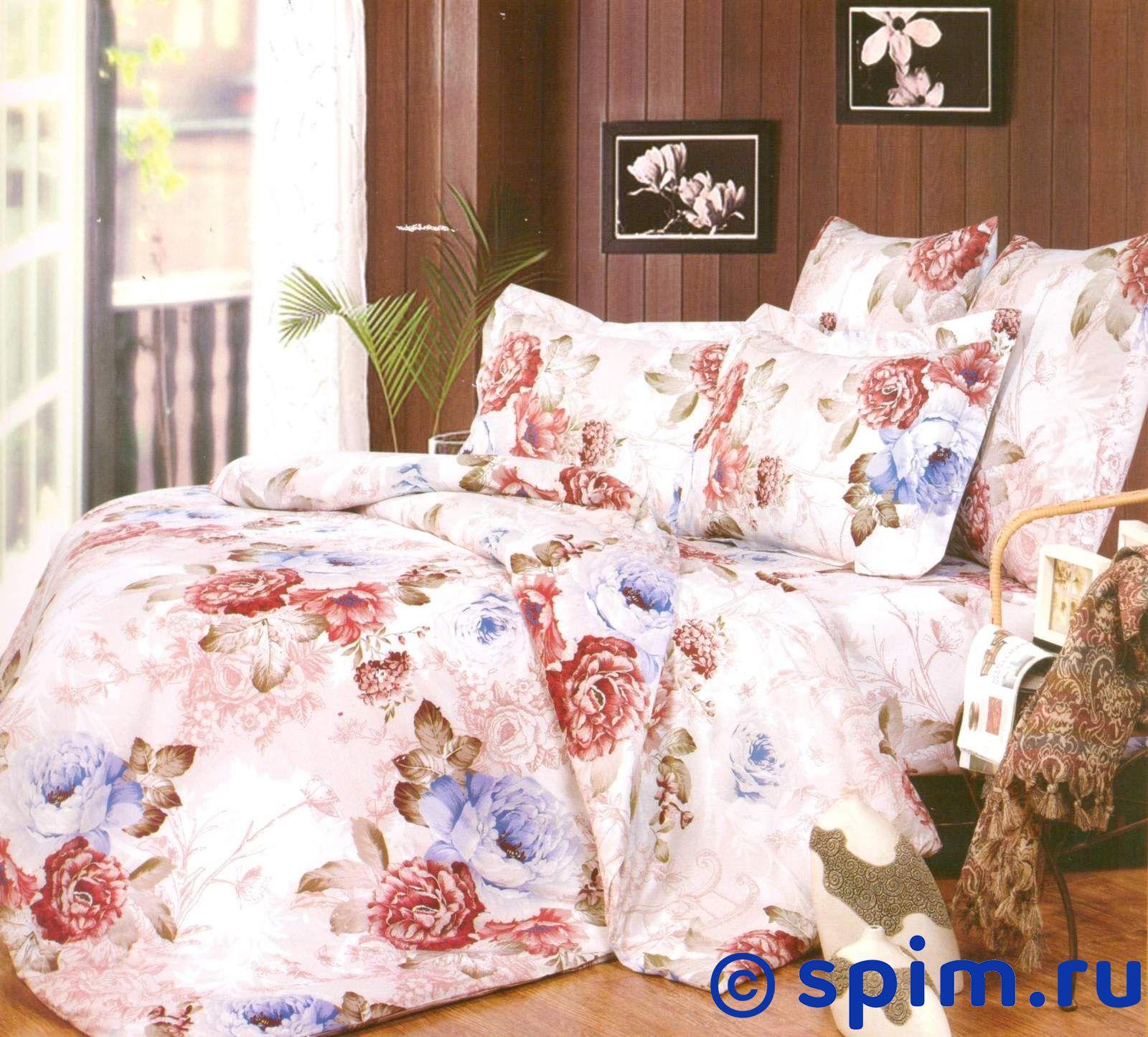 Комплект СайлиД А133 1.5 спальноеПостельное белье СайлиД<br>Материал: 100% хлопок (поплин). Плотность, г/м2: 125. Размер : 1.5 спальное<br><br>Размер: 1.5 спальное