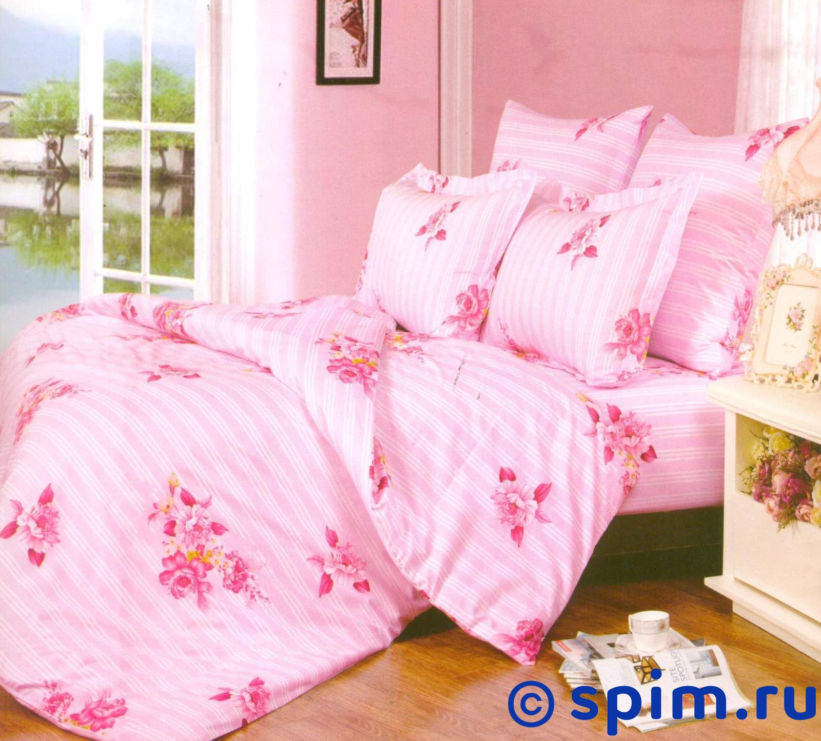 Комплект СайлиД А134 1.5 спальное