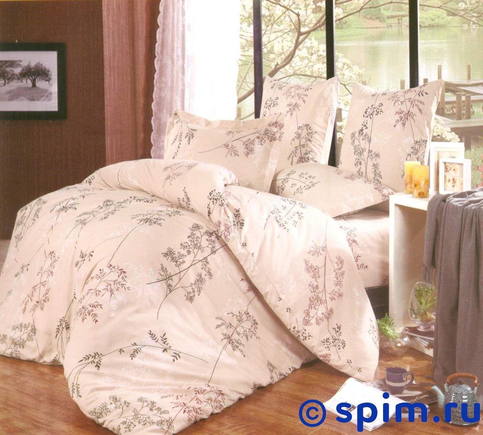 Комплект СайлиД А140 СемейноеПостельное белье СайлиД<br>Материал: 100% хлопок (поплин). Плотность, г/м2: 125. Размер : Семейное<br><br>Размер: Семейное