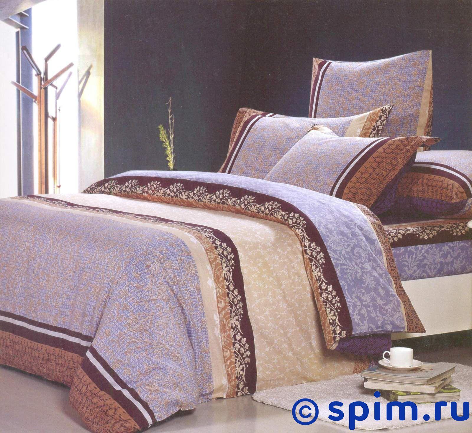 Комплект СайлиД А156 Евро-стандартПостельное белье СайлиД<br>Материал: 100% хлопок (поплин). Плотность, г/м2: 125. Размер : Евро-стандарт<br><br>Размер: Евро-стандарт