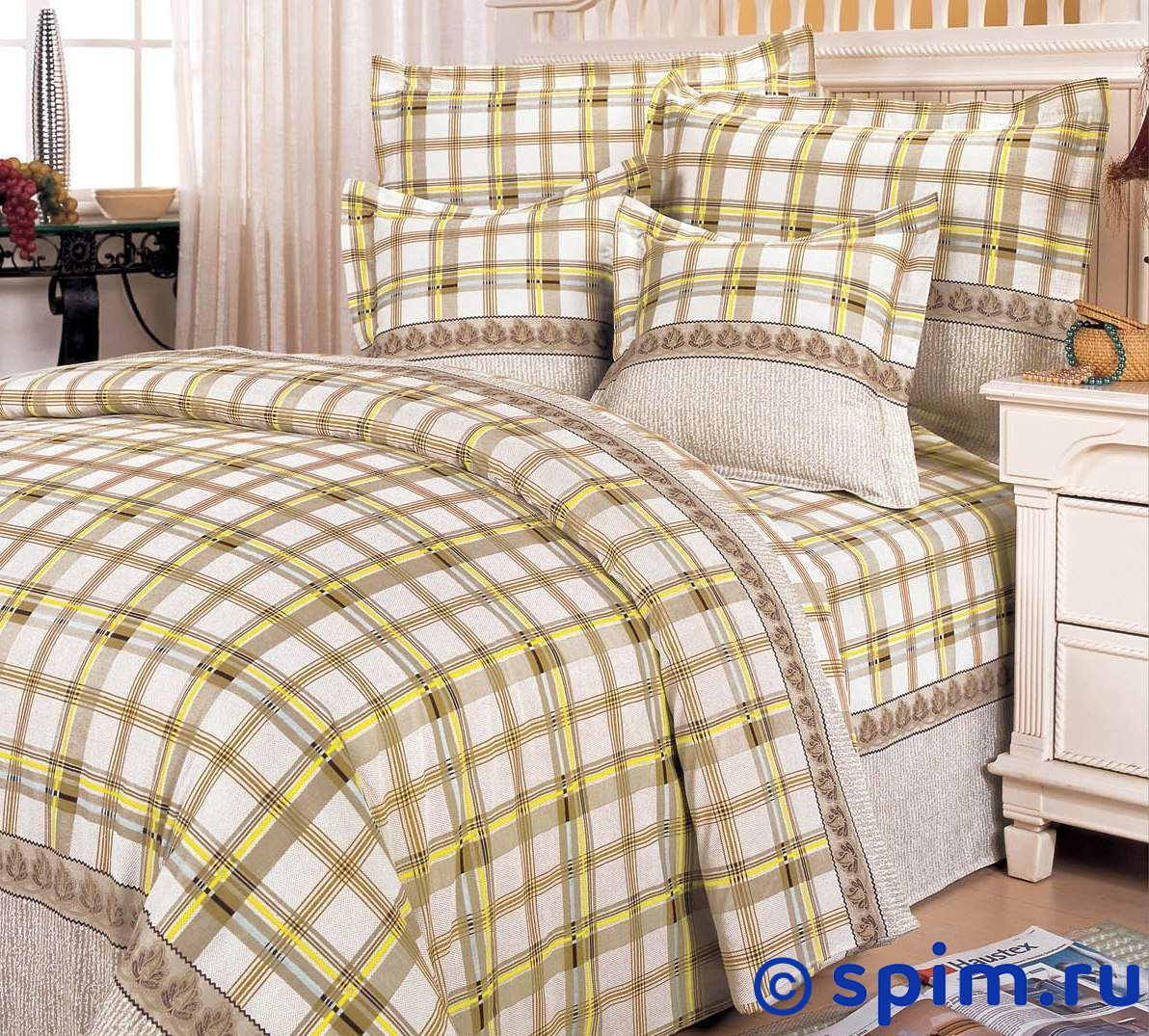Комплект СайлиД А55 1.5 спальное