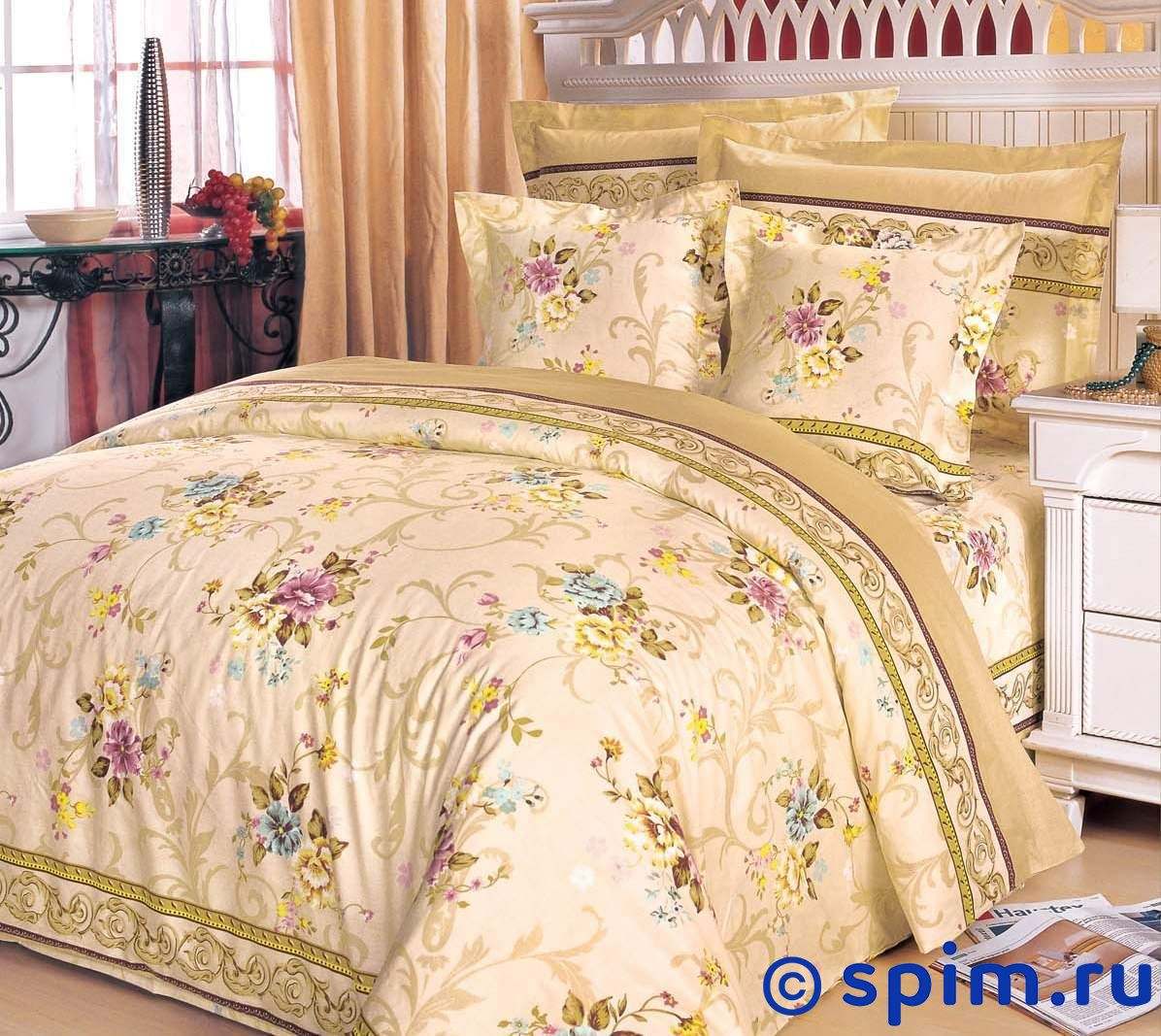 Комплект СайлиД А58 1.5 спальное