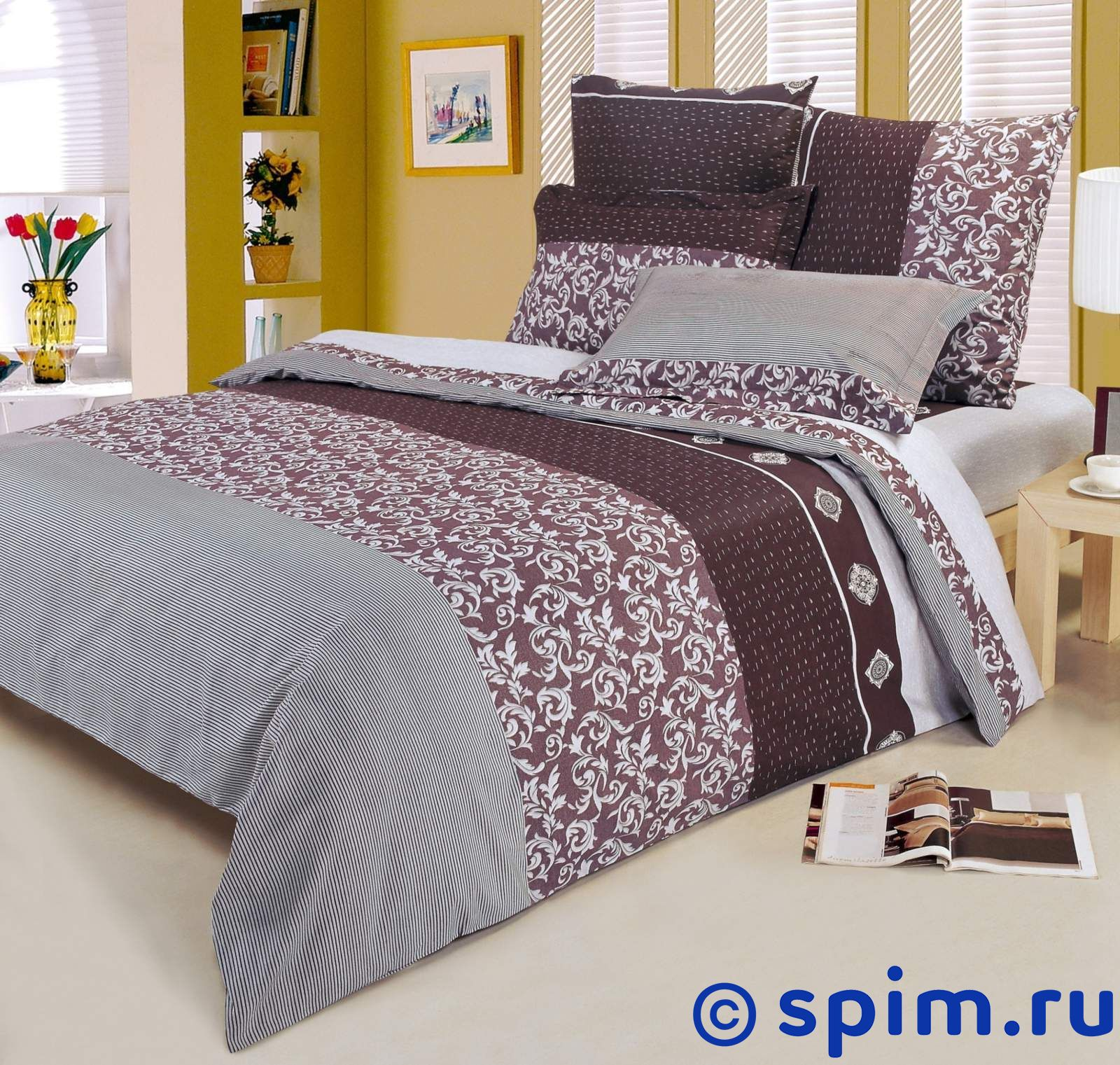 Комплект СайлиД А86 1.5 спальное