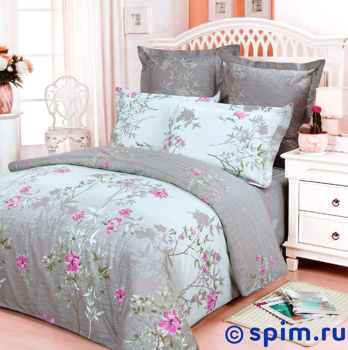 Комплект СайлиД В31 1.5 спальноеСатиновое постельное белье СайлиД<br>Материал: 100% хлопок (печатный сатин). Плотность, г/м2: 130. Размер Sailid Б: 1.5 спальное<br><br>Размер: 1.5 спальное