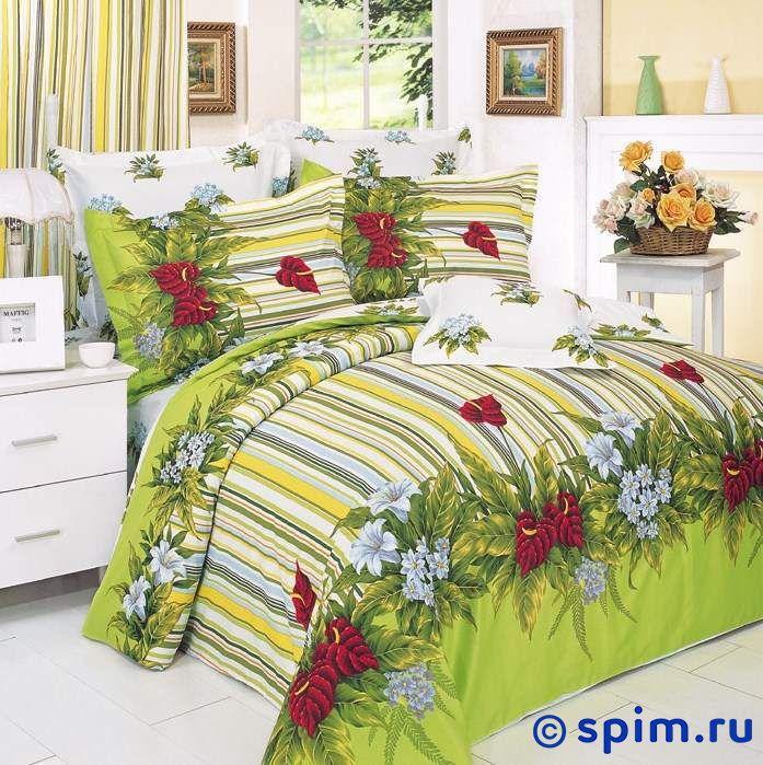 Комплект СайлиД В10 1.5 спальноеСатиновое постельное белье СайлиД<br>Материал: 100% хлопок (печатный сатин). Плотность, г/м2: 130. Размер Sailid Б: 1.5 спальное<br><br>Размер: 1.5 спальное