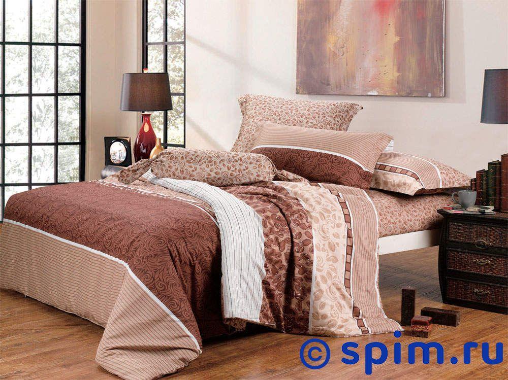 Комплект СайлиД В102 2 спальноеСатиновое постельное белье СайлиД<br>Материал: 100% хлопок (печатный сатин). Плотность, г/м2: 130. Размер Sailid Б: 2 спальное<br><br>Размер: 2 спальное