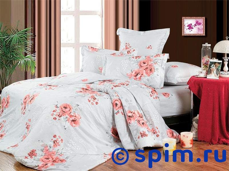 Комплект СайлиД В113 1.5 спальноеСатиновое постельное белье СайлиД<br>Материал: 100% хлопок (печатный сатин). Плотность, г/м2: 130. Размер Sailid Б: 1.5 спальное<br><br>Размер: 1.5 спальное