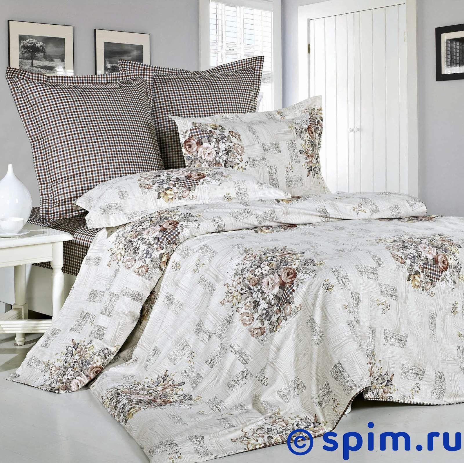 Комплект СайлиД В125 2 спальноеСатиновое постельное белье СайлиД<br>Материал: 100% хлопок (печатный сатин). Плотность, г/м2: 130. Размер Sailid Б: 2 спальное<br><br>Размер: 2 спальное