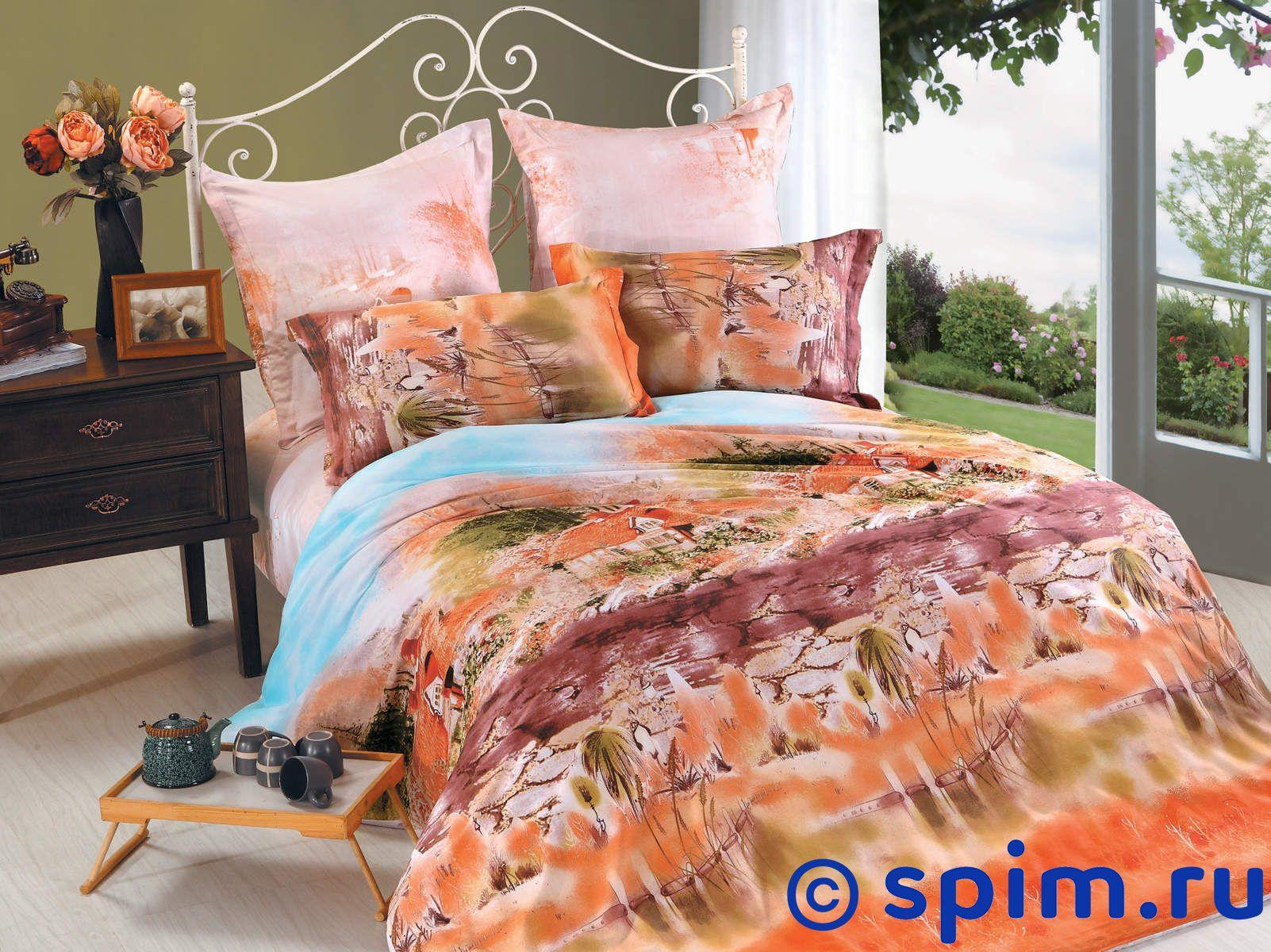 Комплект СайлиД В139 1.5 спальноеСатиновое постельное белье СайлиД<br>Материал: 100% хлопок (печатный сатин). Плотность, г/м2: 130. Размер Sailid Б: 1.5 спальное<br><br>Размер: 1.5 спальное