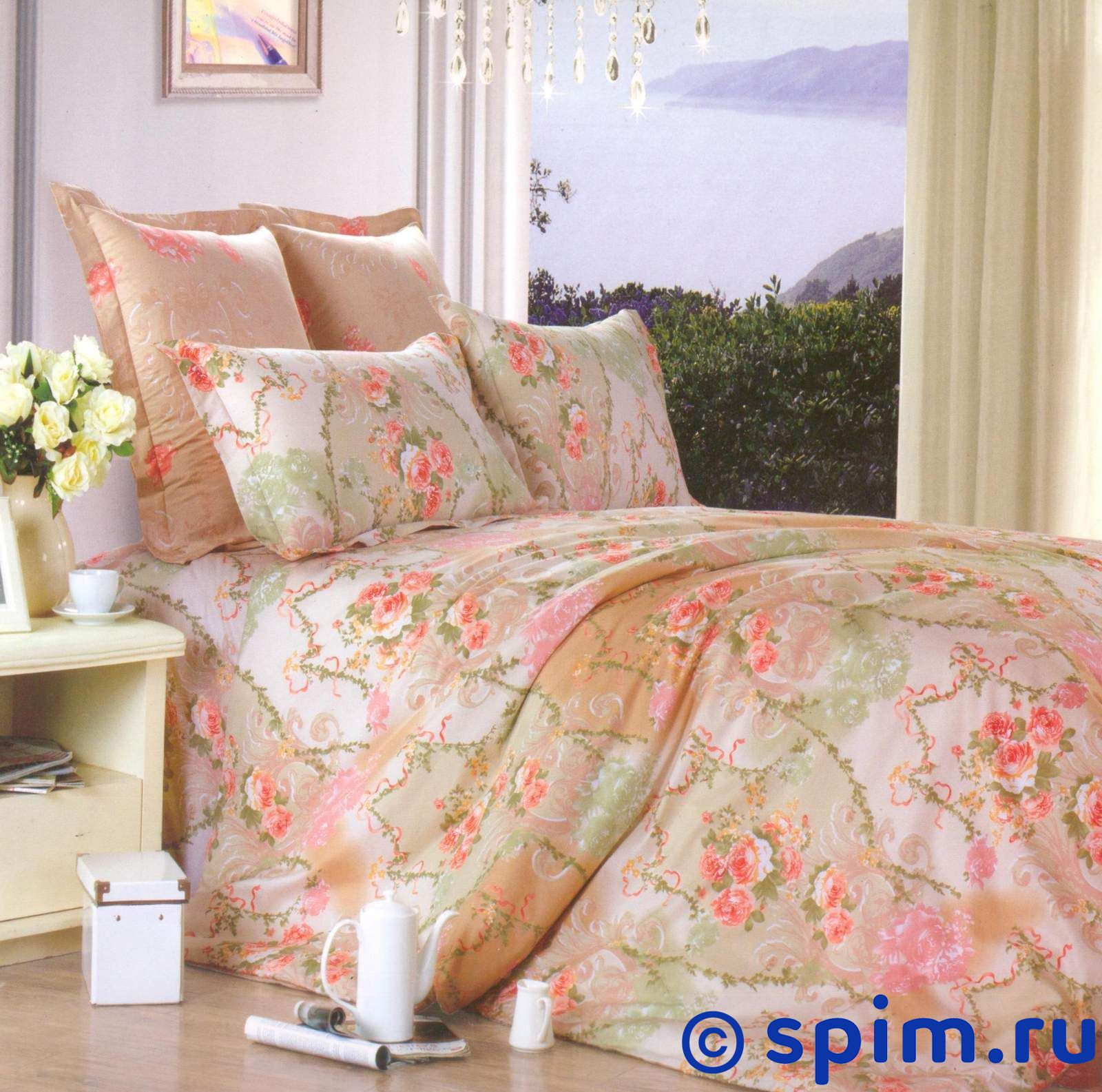 Комплект СайлиД В142 1.5 спальное