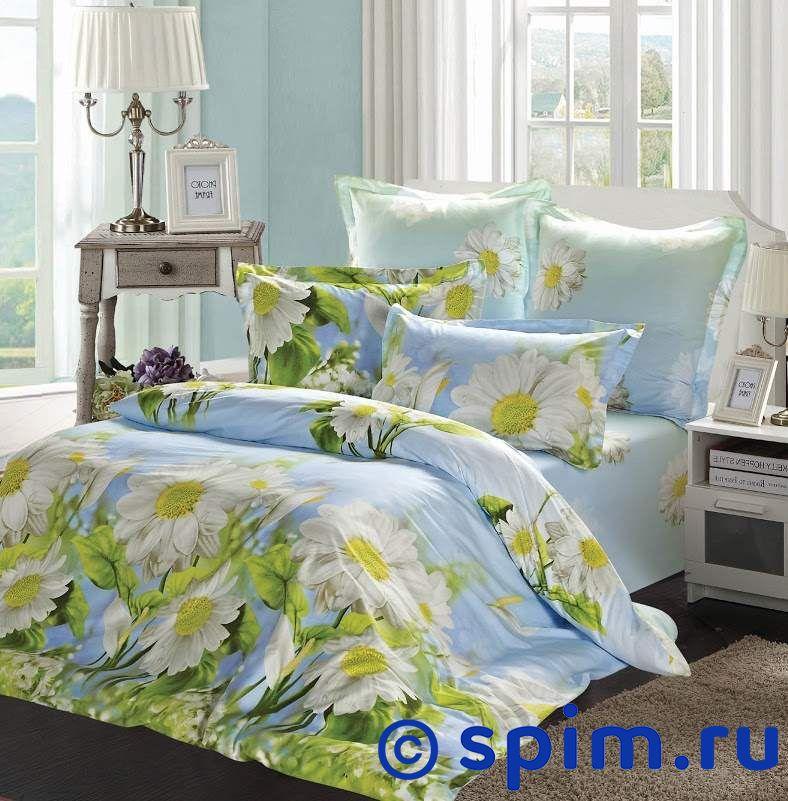 Комплект СайлиД В147 СемейноеСатиновое постельное белье СайлиД<br>Материал: 100% хлопок (печатный сатин). Плотность, г/м2: 130. Размер Sailid Б: Семейное<br><br>Размер: Семейное