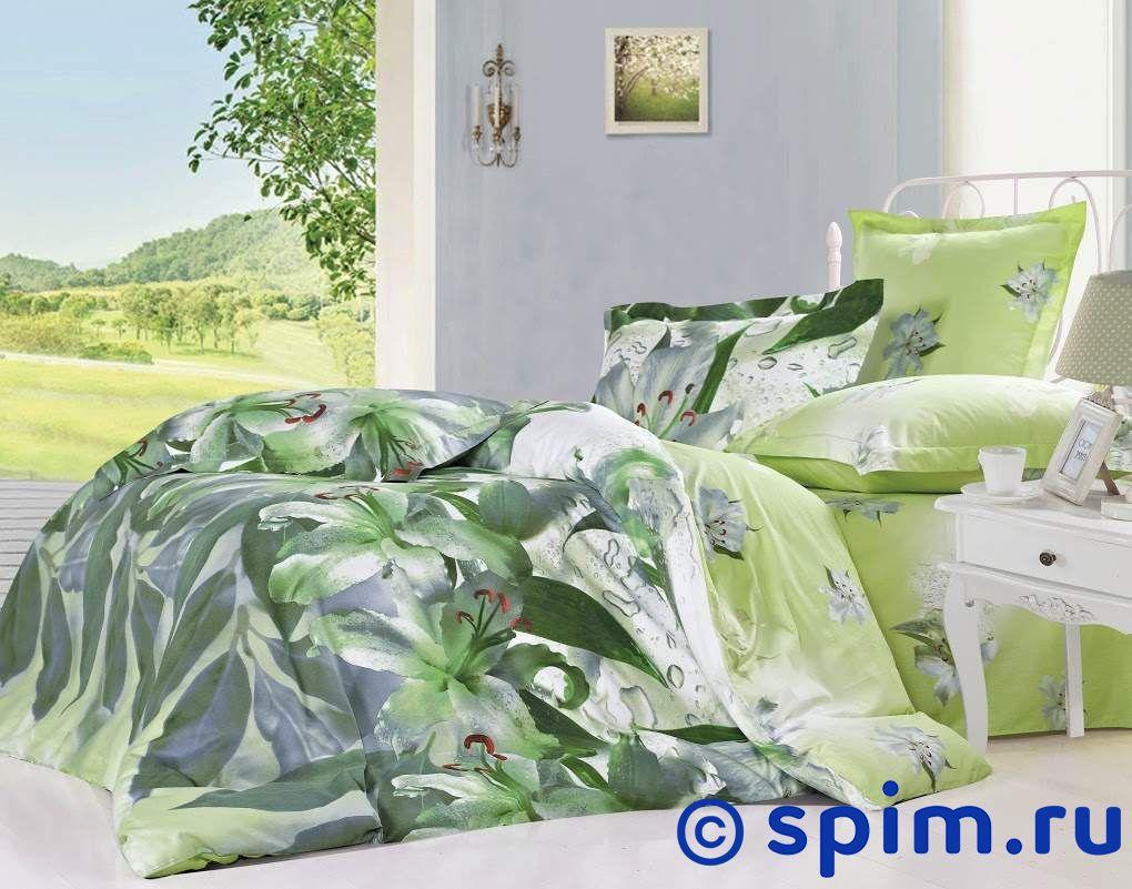 Комплект СайлиД В151 СемейноеСатиновое постельное белье СайлиД<br>Материал: 100% хлопок (печатный сатин). Плотность, г/м2: 130. Размер Sailid Б: Семейное<br><br>Размер: Семейное