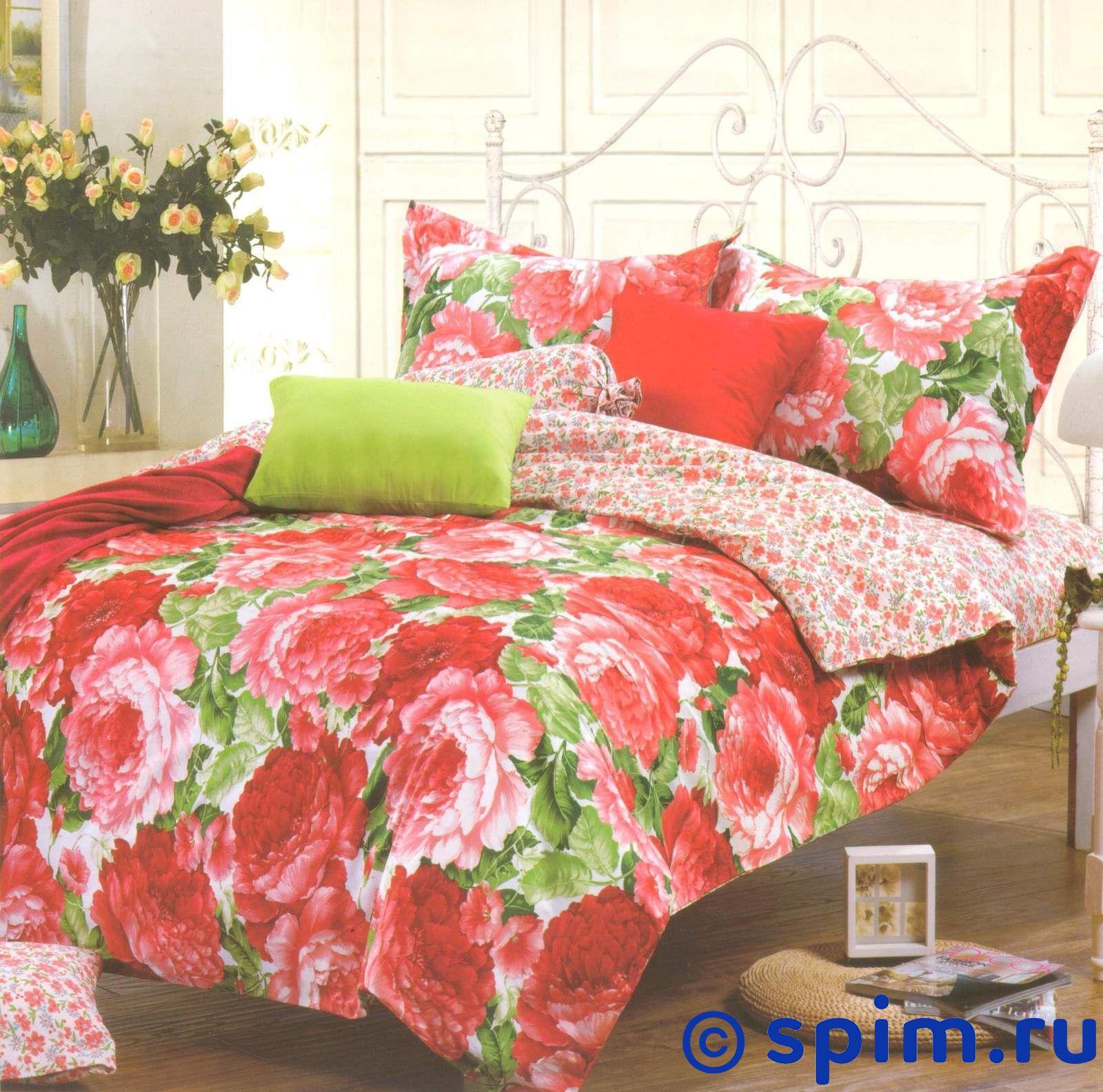 Комплект СайлиД В36 (2) 2 спальноеСатиновое постельное белье СайлиД<br>Материал: 100% хлопок (печатный сатин). Плотность, г/м2: 130. Размер Sailid Б: 2 спальное<br><br>Размер: 2 спальное