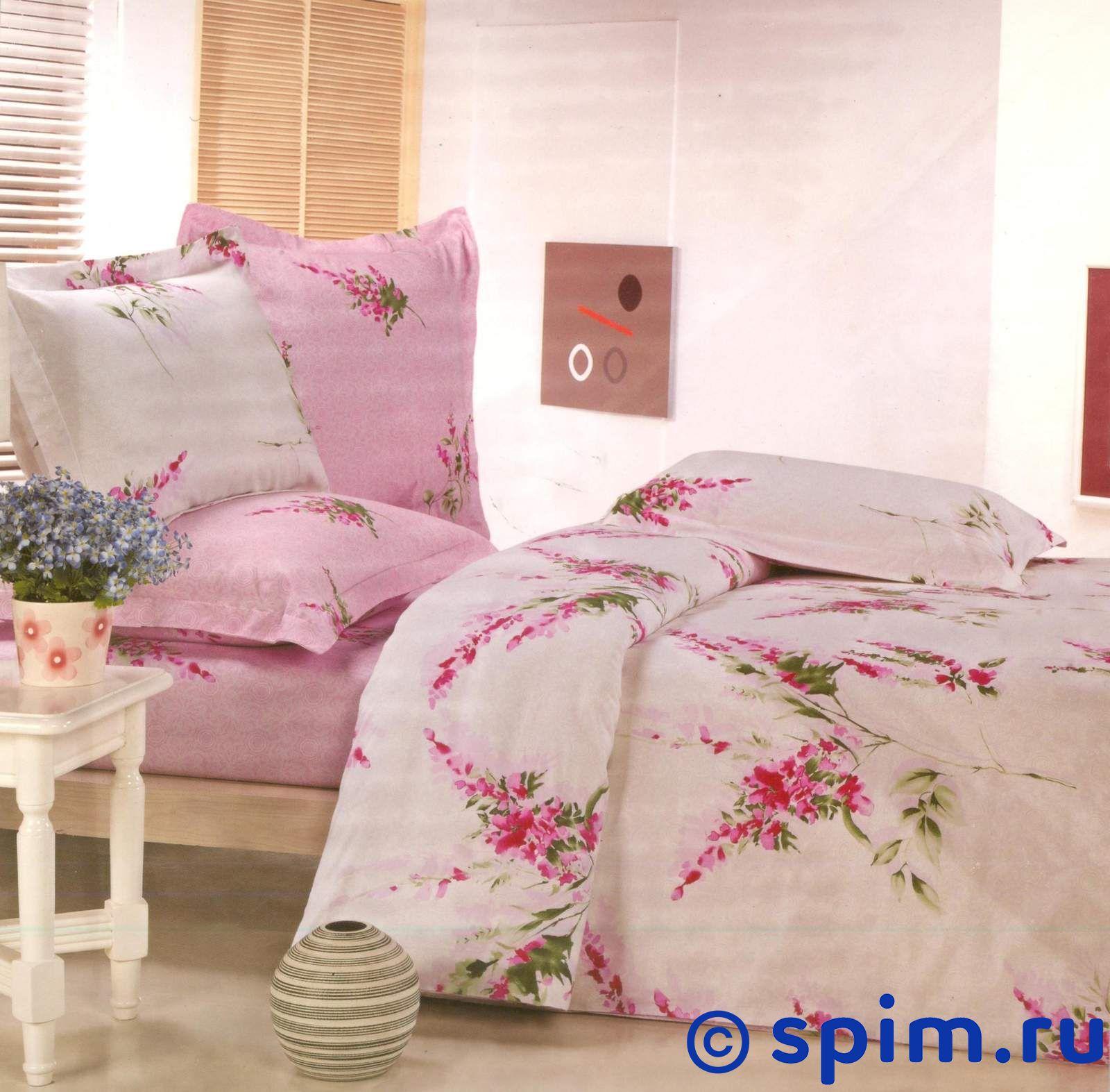 Комплект СайлиД В59 (2) СемейноеСатиновое постельное белье СайлиД<br>Материал: 100% хлопок (печатный сатин). Плотность, г/м2: 130. Размер Sailid Б: Семейное<br><br>Размер: Семейное