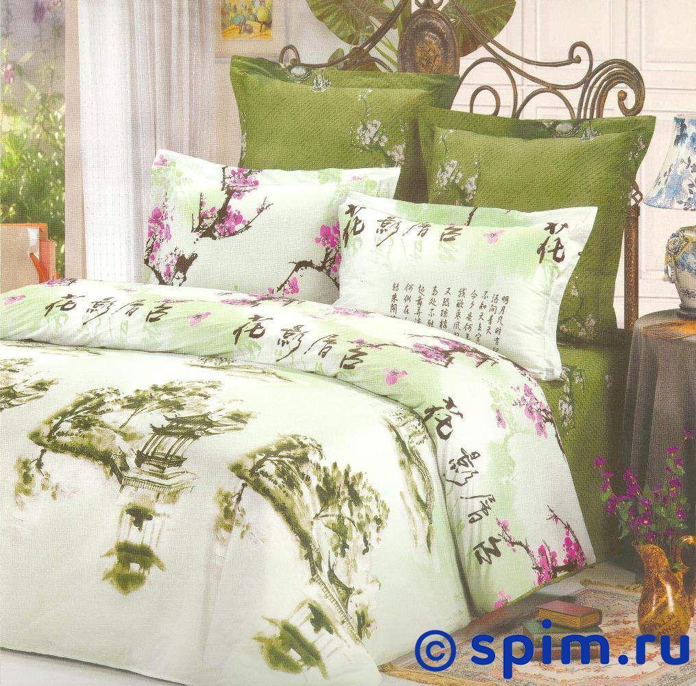 Комплект СайлиД В67 (1) 1.5 спальноеСатиновое постельное белье СайлиД<br>Материал: 100% хлопок (печатный сатин). Плотность, г/м2: 130. Размер Sailid Б: 1.5 спальное<br><br>Размер: 1.5 спальное