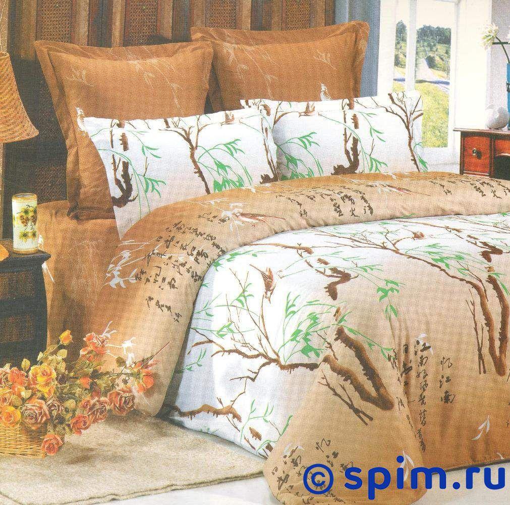 Комплект СайлиД В69 Евро-стандартСатиновое постельное белье СайлиД<br>Материал: 100% хлопок (печатный сатин). Плотность, г/м2: 130. Размер Sailid Б: Евро-стандарт<br><br>Размер: Евро-стандарт