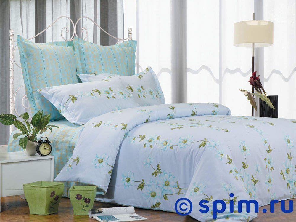 Комплект СайлиД В84 СемейноеСатиновое постельное белье СайлиД<br>Материал: 100% хлопок (печатный сатин). Плотность, г/м2: 130. Размер Sailid Б: Семейное<br><br>Размер: Семейное