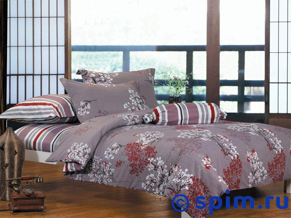 Комплект СайлиД В88 1.5 спальноеСатиновое постельное белье СайлиД<br>Материал: 100% хлопок (печатный сатин). Плотность, г/м2: 130. Размер Sailid Б: 1.5 спальное<br><br>Размер: 1.5 спальное