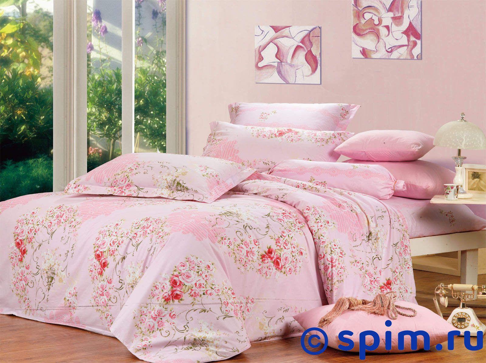 Комплект СайлиД В94 (1) 1.5 спальноеСатиновое постельное белье СайлиД<br>Материал: 100% хлопок (печатный сатин). Плотность, г/м2: 130. Размер Sailid Б: 1.5 спальное<br><br>Размер: 1.5 спальное