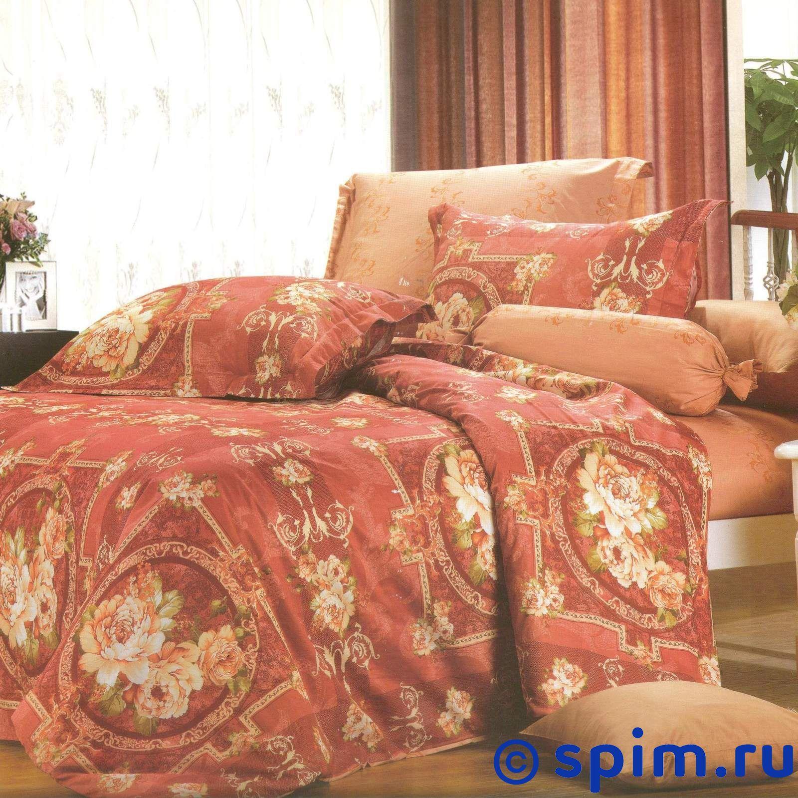 Комплект СайлиД В95 2 спальноеСатиновое постельное белье СайлиД<br>Материал: 100% хлопок (печатный сатин). Плотность, г/м2: 130. Размер Sailid Б: 2 спальное<br><br>Размер: 2 спальное