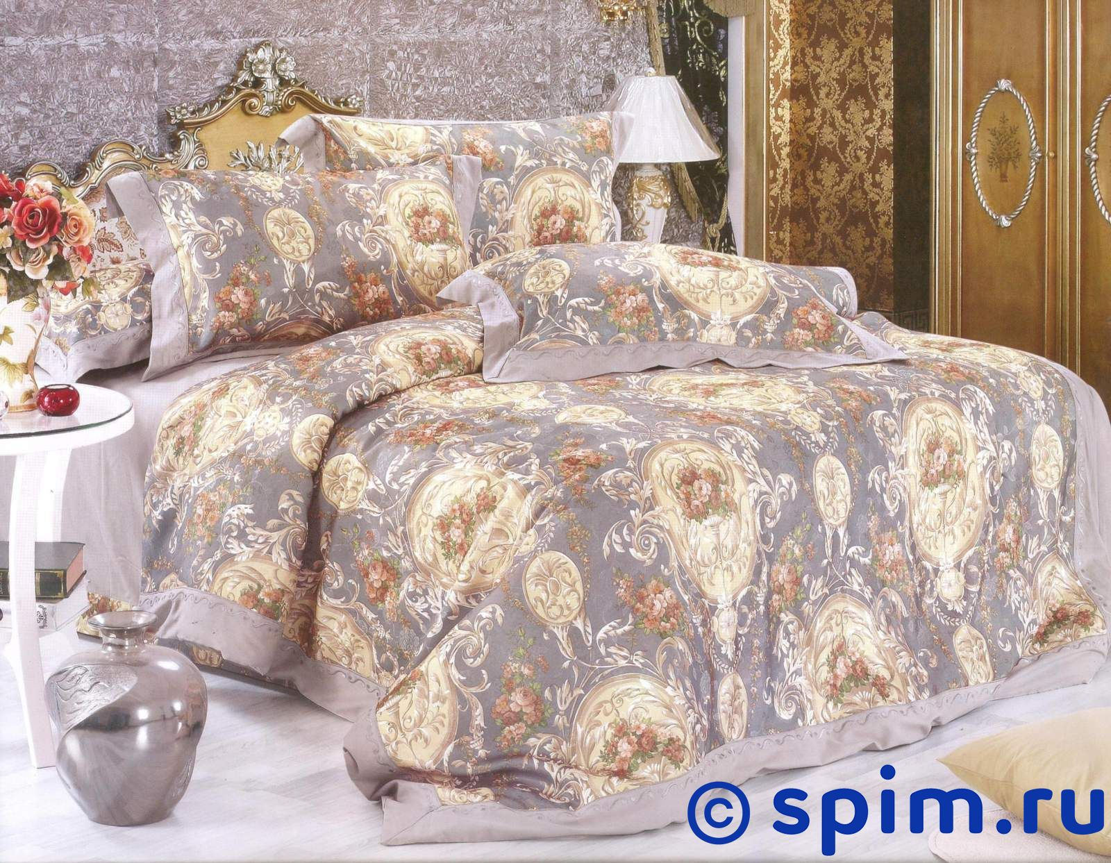 Комплект СайлиД D152 (1) 2 спальное