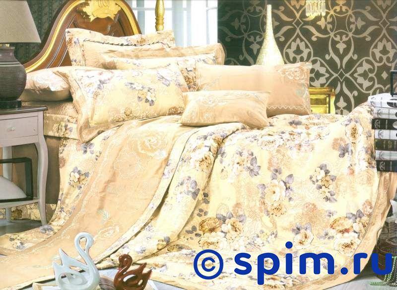Комплект СайлиД D164 СемейноеПостельное белье СайлиД с вышивкой<br>Материал: 100% хлопок (сатин) с вышивкой. Плотность, г/м2: 135. Размер Sailid Д: Семейное<br><br>Размер: Семейное