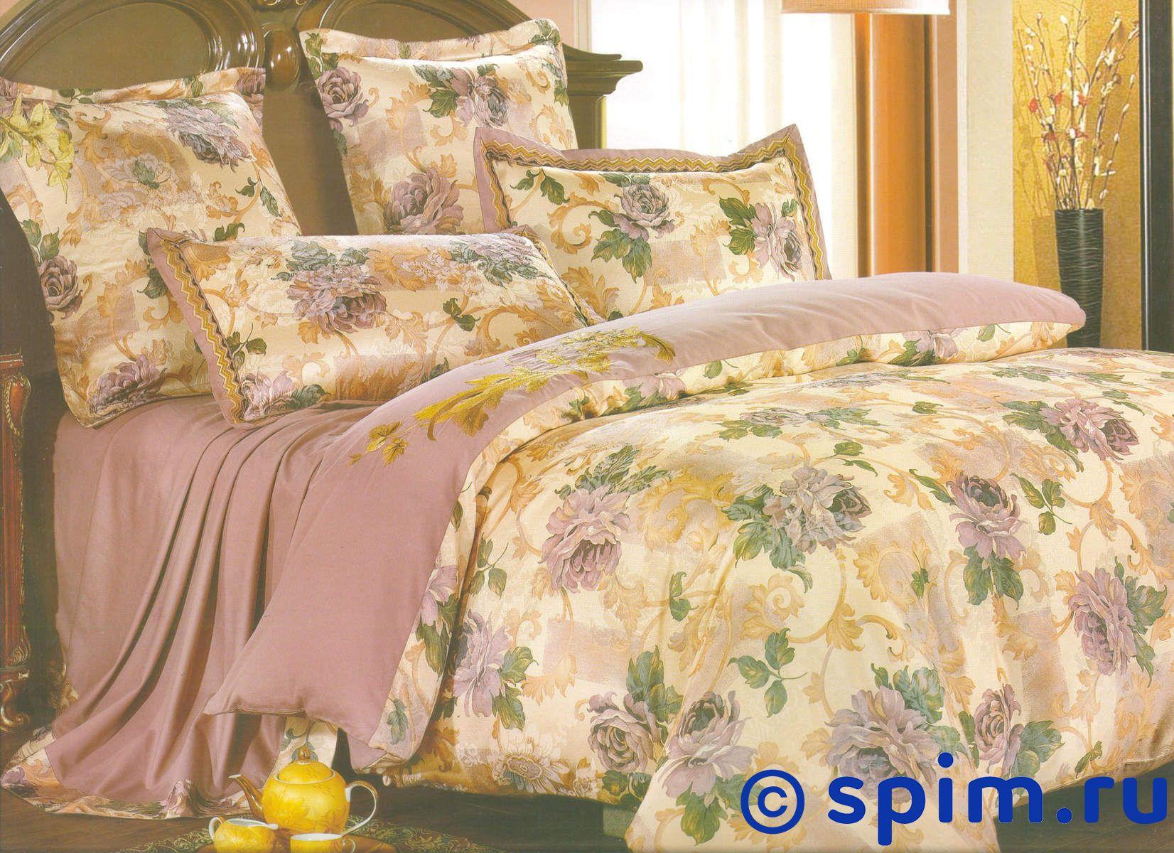 Комплект СайлиД D26 (2) СемейноеПостельное белье СайлиД с вышивкой<br>Материал: 100% хлопок (сатин) с вышивкой. Плотность, г/м2: 135. Размер Sailid Д: Семейное<br><br>Размер: Семейное