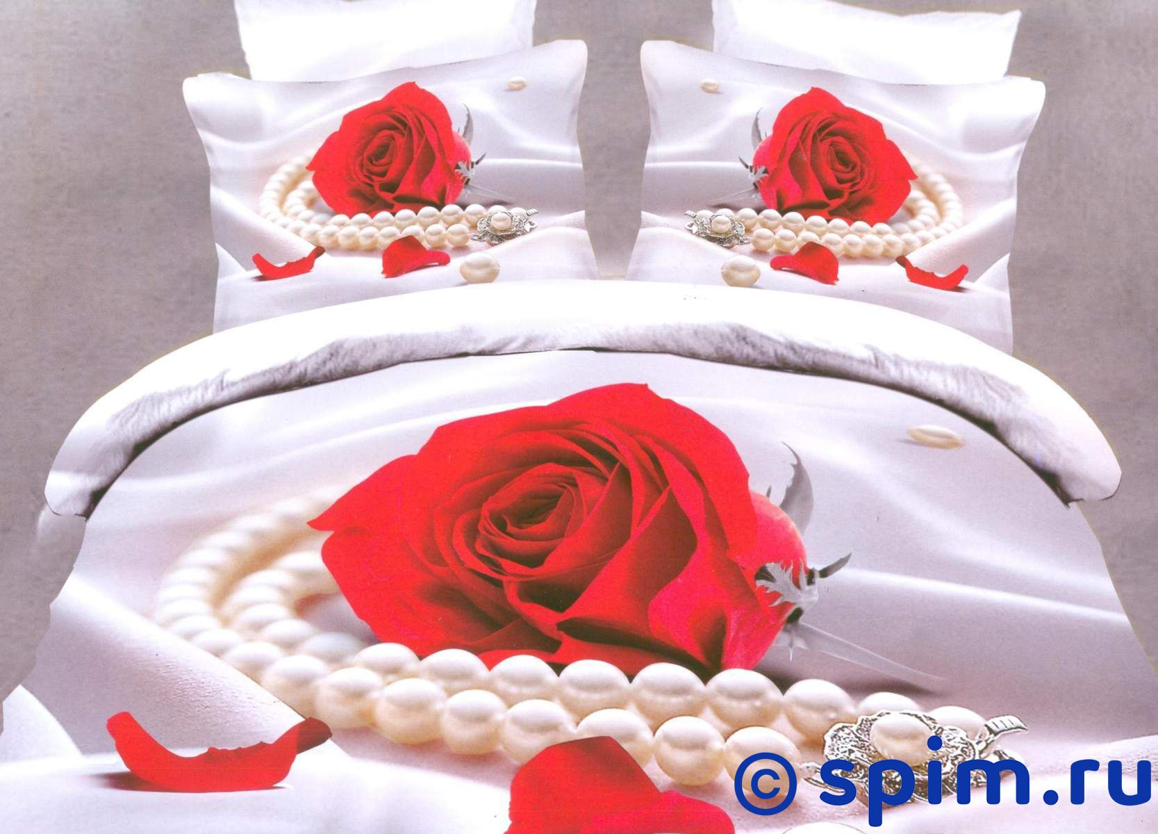 Комплект СайлиД G134 2 спальноеСатиновое постельное белье СайлиД с фотопечатью<br>Материал: 100% хлопок (сатин, фотопечать). Плотность, г/м2: 130. Размер Sailid Г: 2 спальное<br><br>Размер: 2 спальное