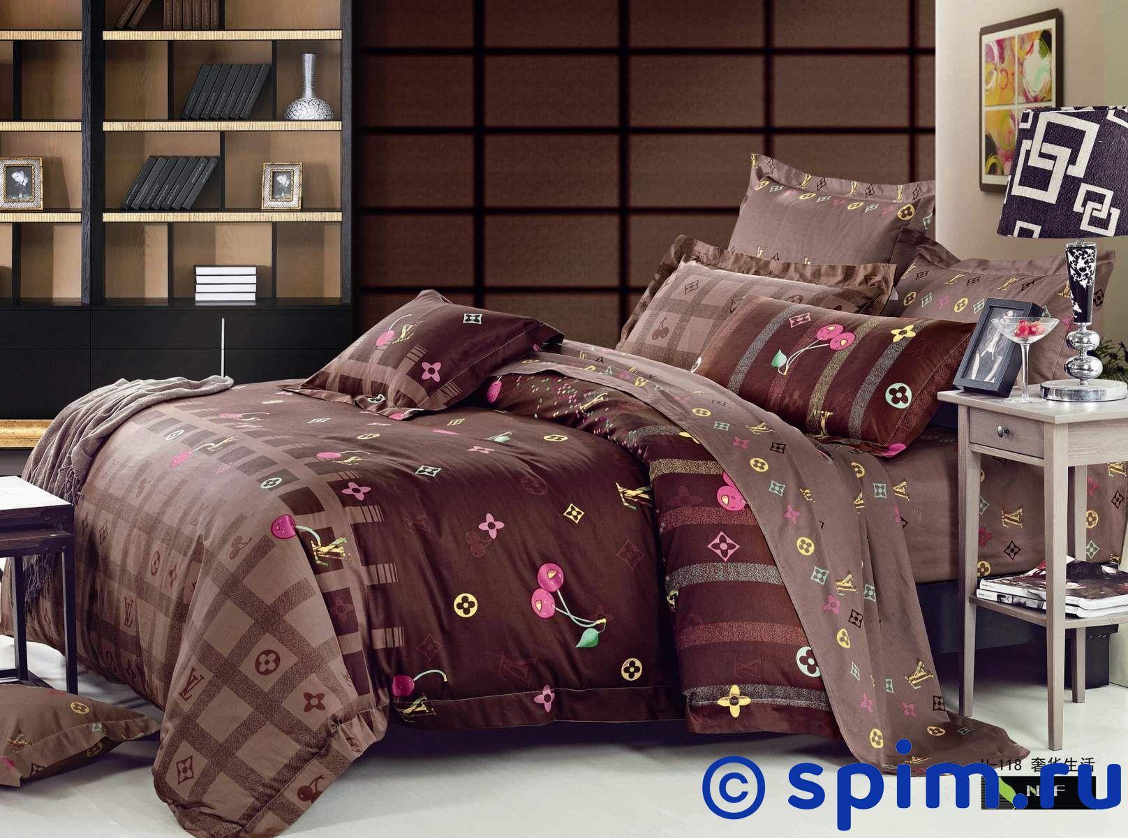 Комплект СайлиД G84 Евро-стандартСатиновое постельное белье СайлиД с фотопечатью<br>Материал: 100% хлопок (сатин, фотопечать). Плотность, г/м2: 130. Размер Sailid Г: Евро-стандарт<br><br>Размер: Евро-стандарт