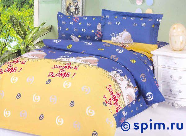 Комплект Sleeppy 1.5 спальноеПостельное белье Le Vele<br>5 спальное<br><br>Размер: 1.5 спальное