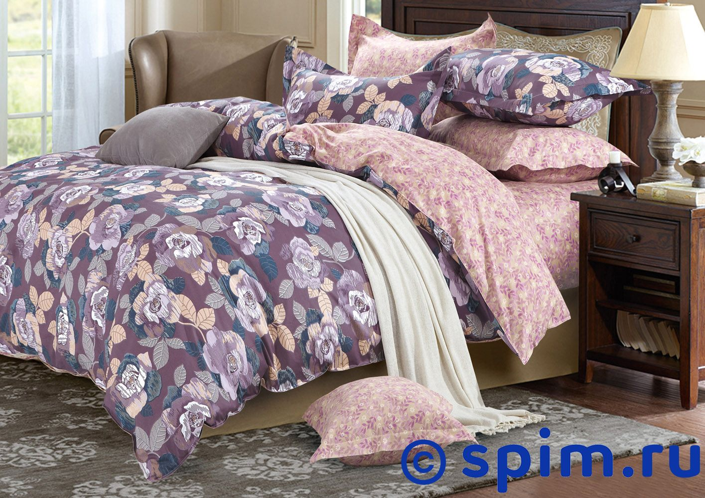 Комплект Primavelle Moun 1.5 спальное