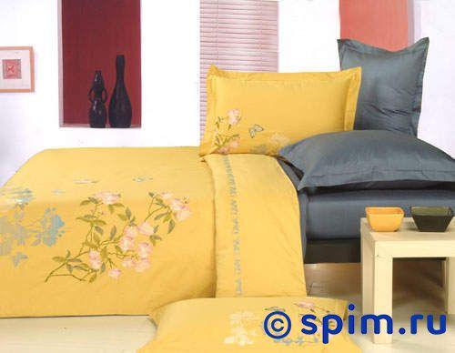 Комплект СайлиД D79 2 спальноеПостельное белье СайлиД с вышивкой<br>Материал: 100% хлопок (сатин) с вышивкой. Плотность, г/м2: 135. Размер Sailid Д: 2 спальное<br><br>Размер: 2 спальное