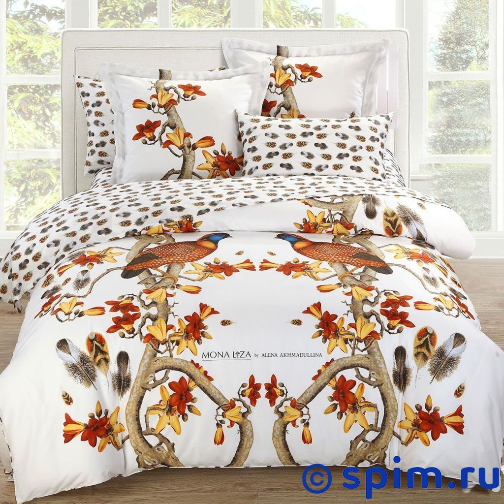 Постельное белье Pheasant от Алены Ахмадулиной 2 спальное