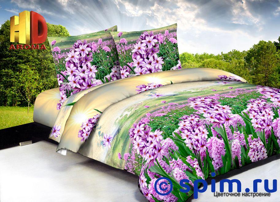 Комплект Aroma Цветочное настроение Евро-стандарт
