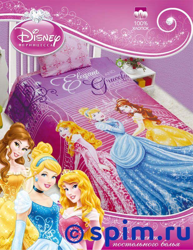 Комплект Disney Принцессы в замке от spim.ru