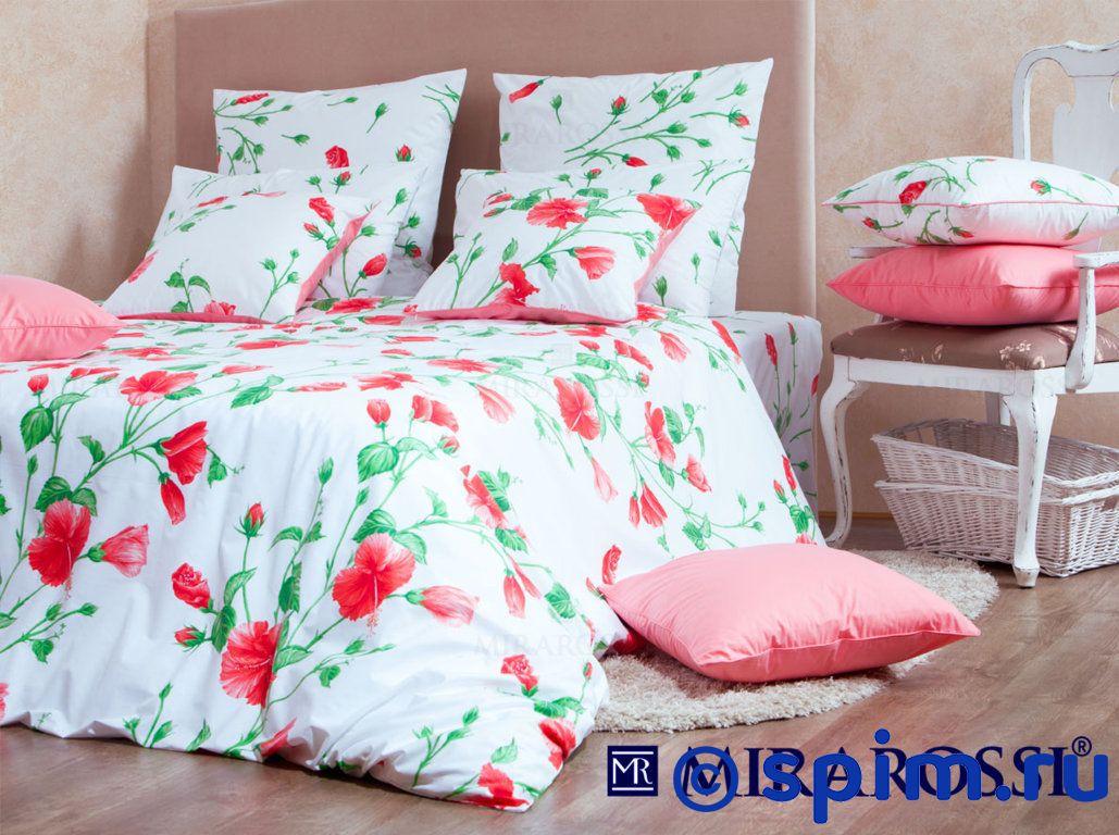 Комплект Mirarossi Francesca red 1.5 спальное